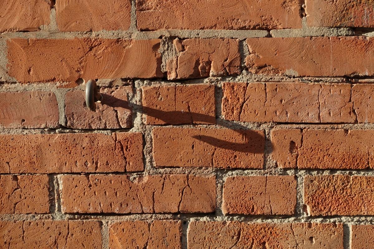 Kostenlose foto textur mauer steinwand ziegel for Boden ziegelsteine