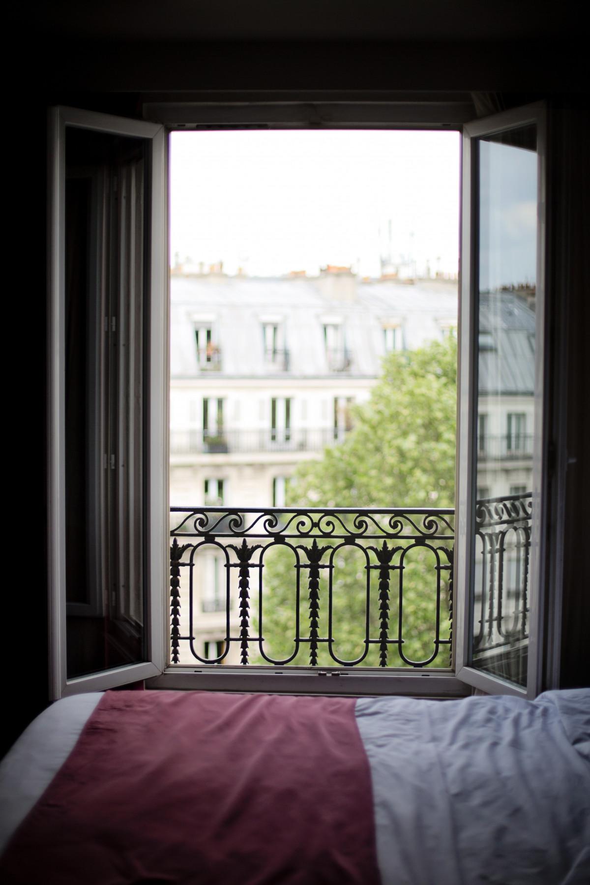 architecture Manoir maison intérieur fenêtre Paris maison France L'Europe  chalet rideau propriété salon chambre chambre Design d'intérieur un hôtel lit biens Fenêtre de la chambre Couverture de fenêtre