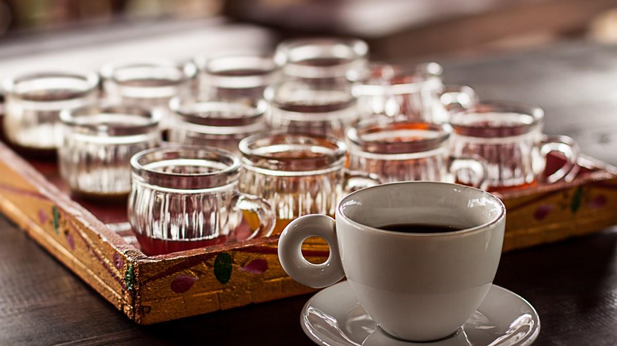 Kofeiini Kahvikuppi