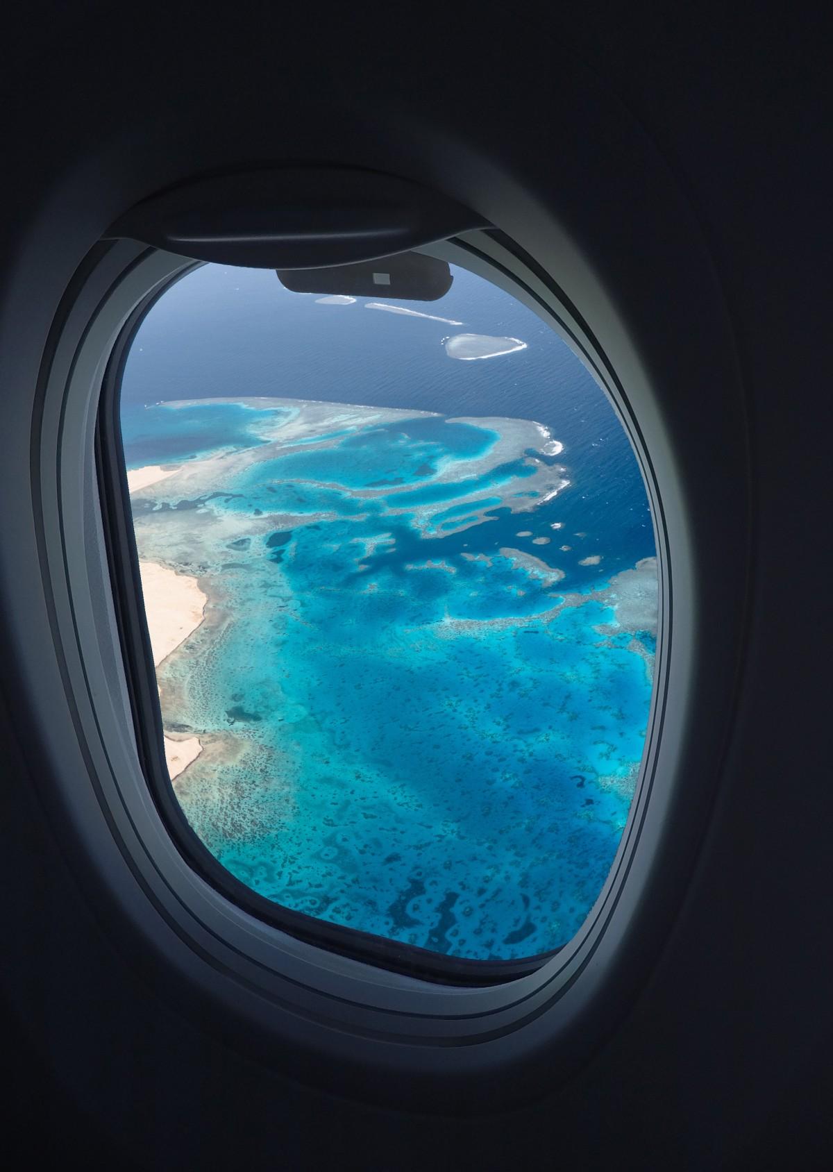 красивый вид из окна самолета фото более, данном