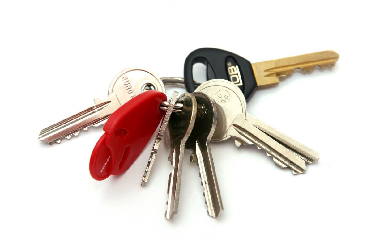 Как сделать копию ключей от машины