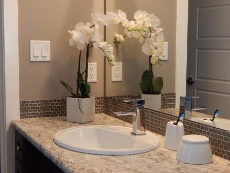 floor, interior, house, counter, ceramic, property