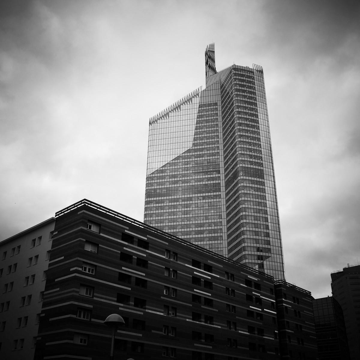 Images gratuites noir et blanc architecture b timent for Architecture noir et blanc