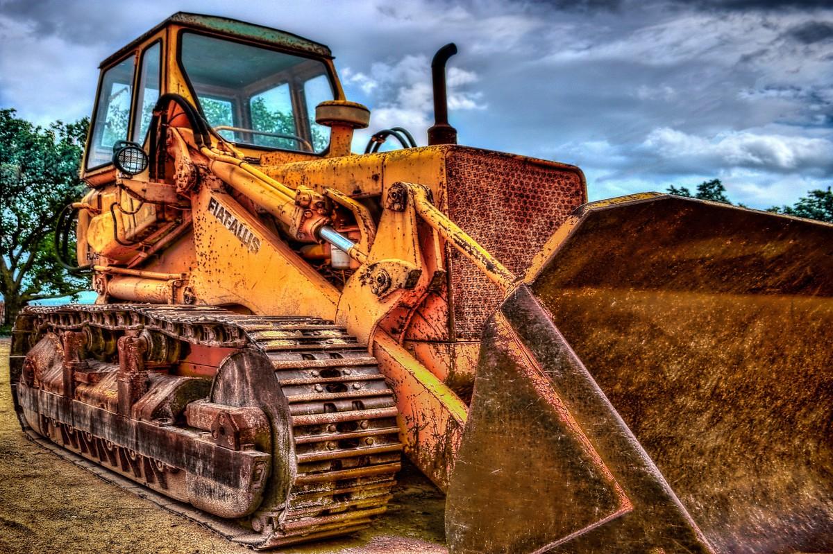 ruspe per impiego agricolo Excavators_caterpillar_machine_vehicle_site_construction_machine_commercial_vehicle-556944