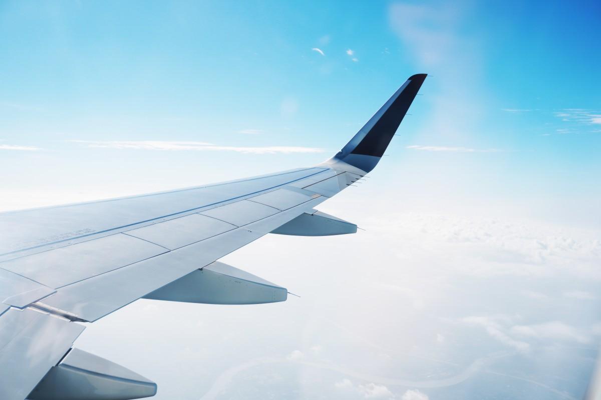 Free Images Horizon Wing Sky Flying Airplane Plane