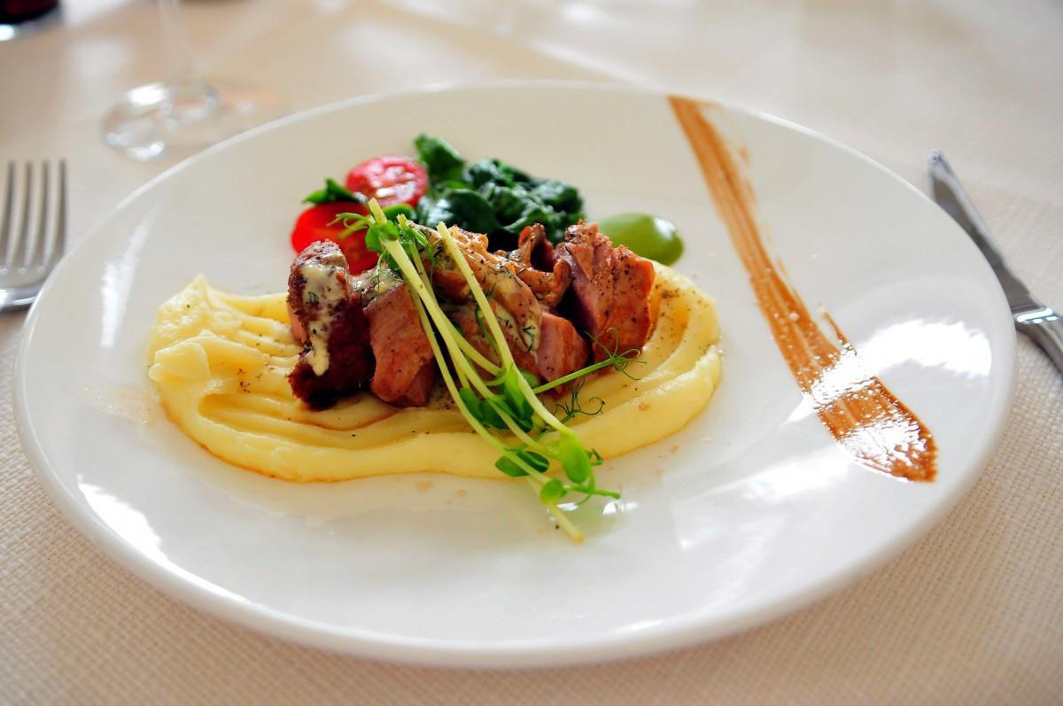 стиле шебби-шик подача блюд европейских ресторанах фото этом