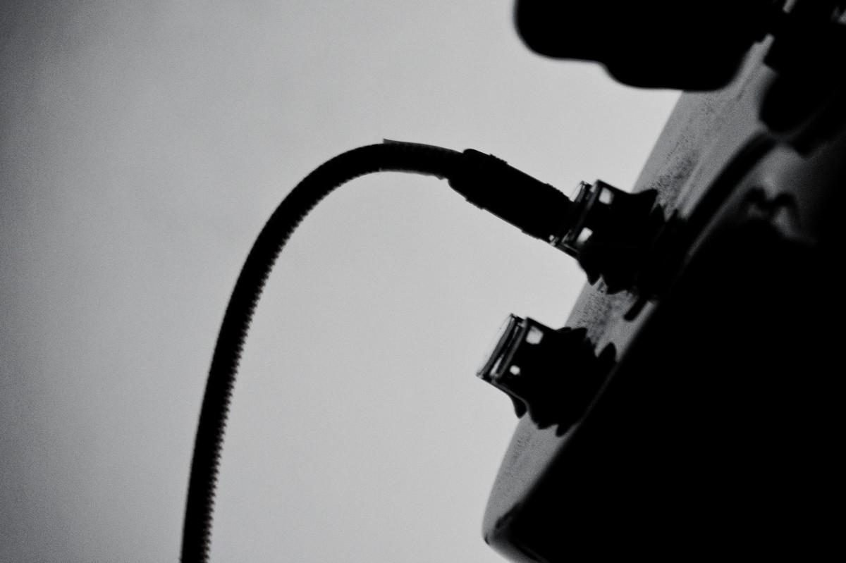 Kostenlose foto : Silhouette, Musik-, Schwarz und weiß, Weiß ...