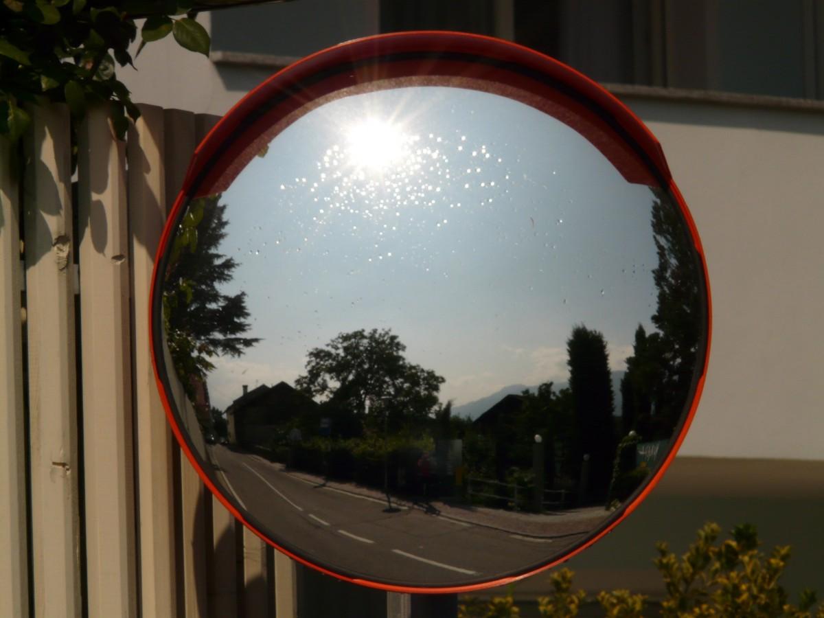 Зеркальное отображение картинки