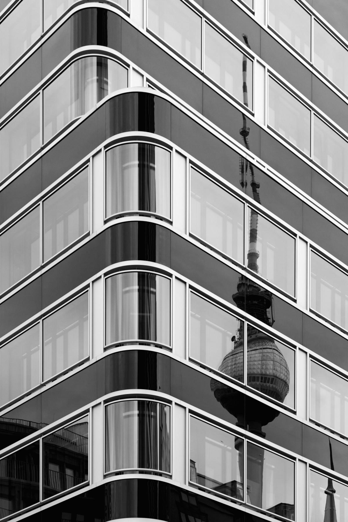 Images gratuites noir et blanc architecture gratte for Architecture noir et blanc