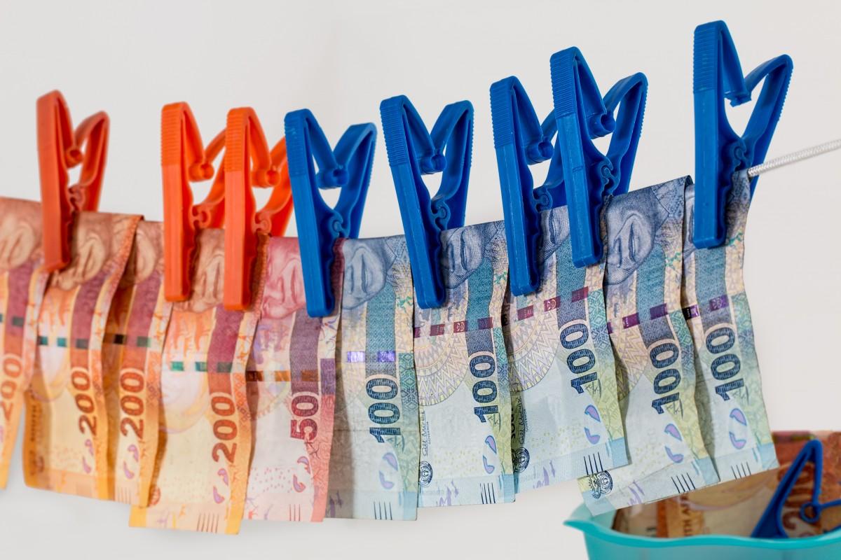 Rahat pyykkinarulla