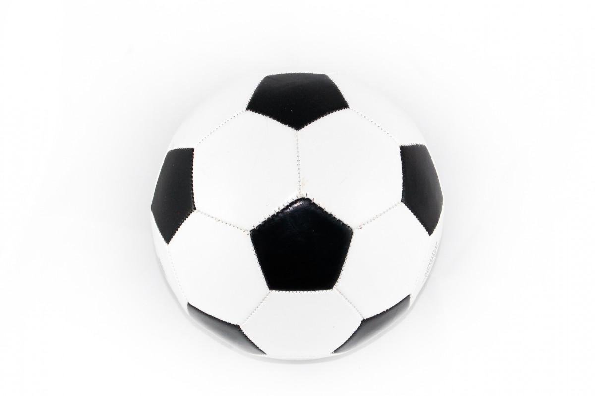 Открытка футбольный мяч, открытку днем врача