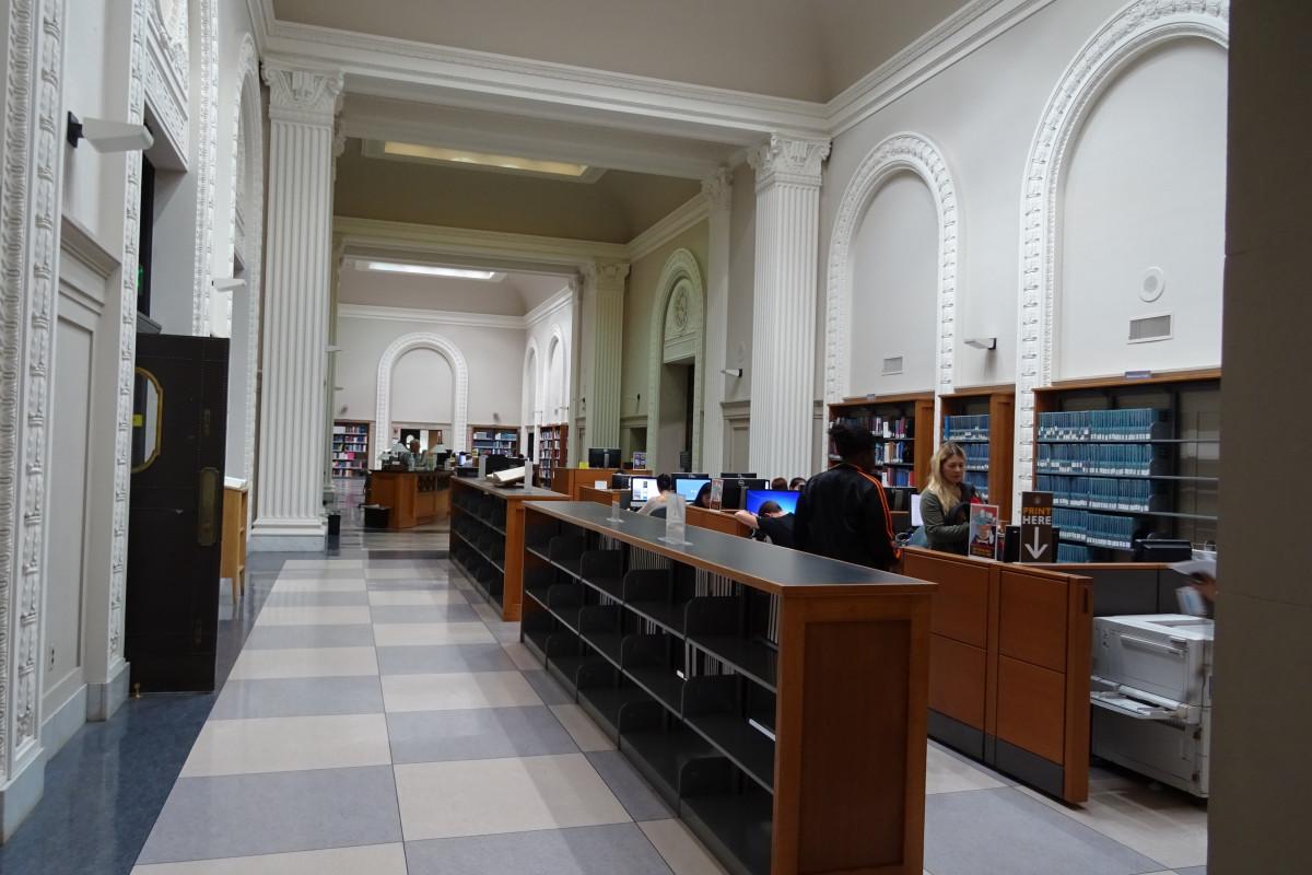 Free images architecture structure interior building - Interior design universities in california ...