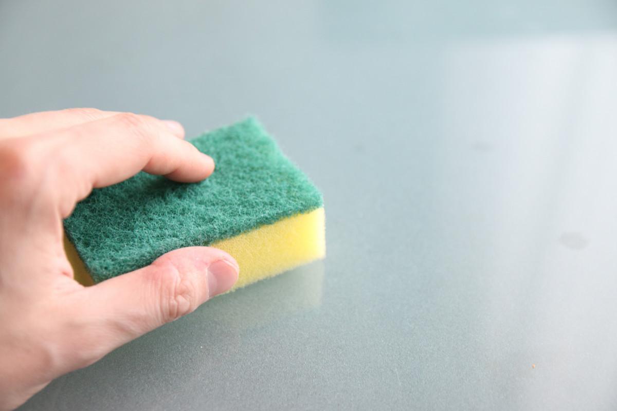 Тряпки для мытья посуды своими руками