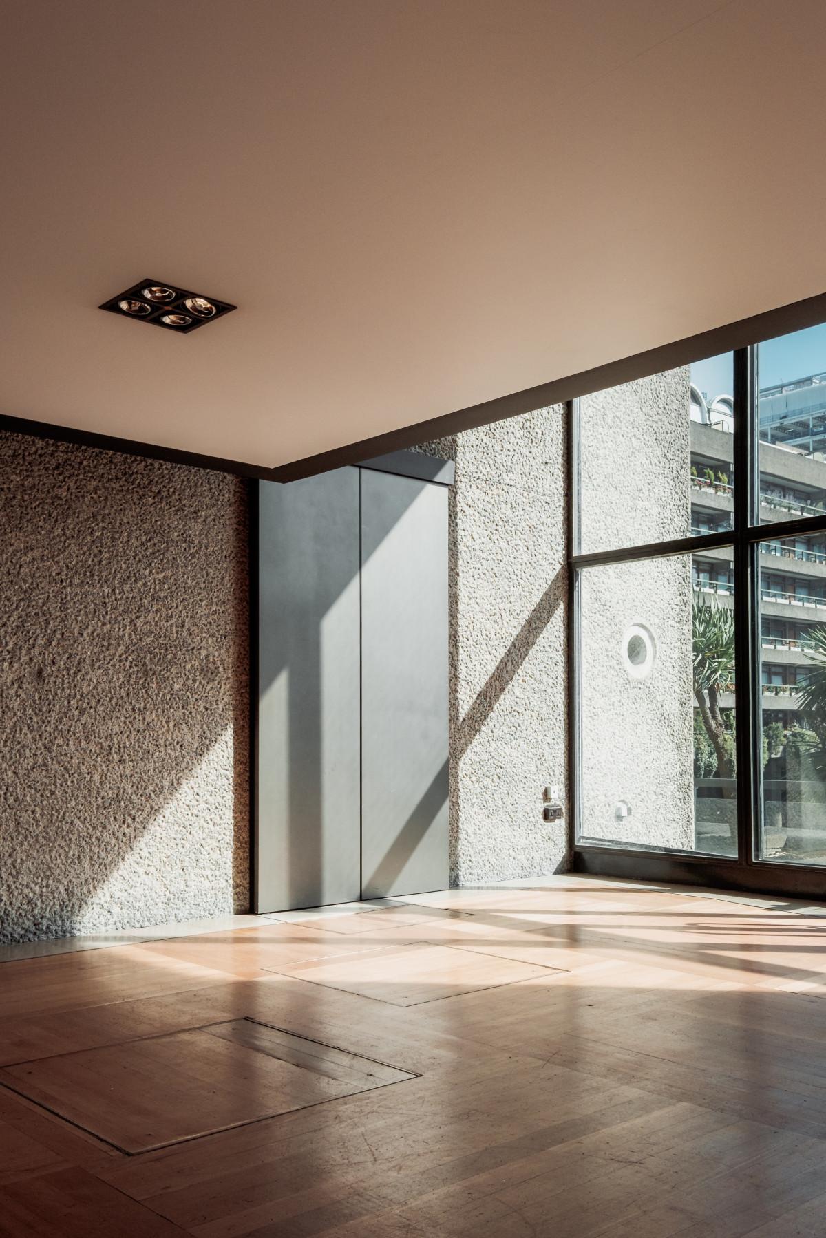 Images gratuites architecture bois maison sol for Eclairage plafond salon