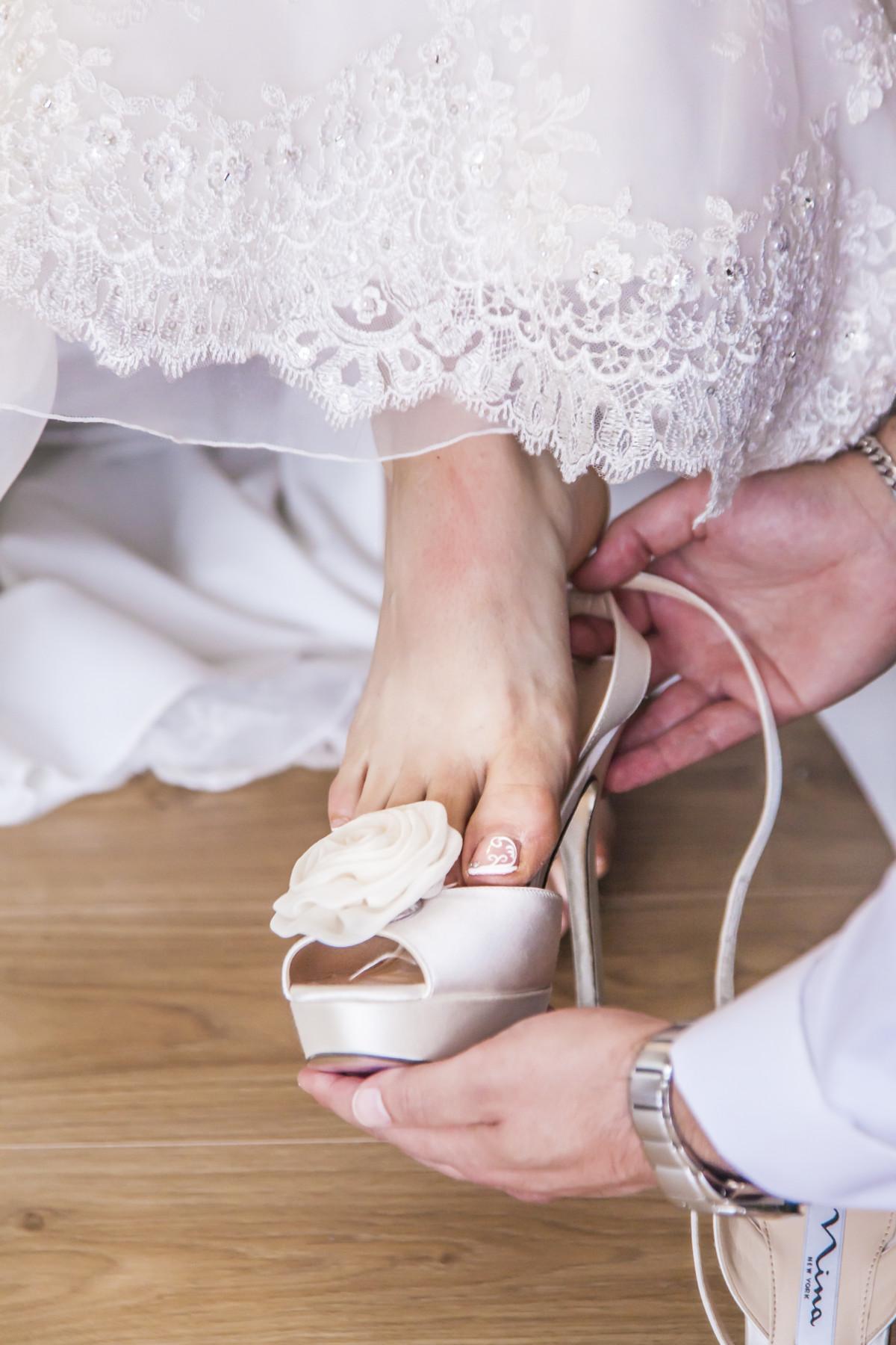 фотографии брака обуви почти