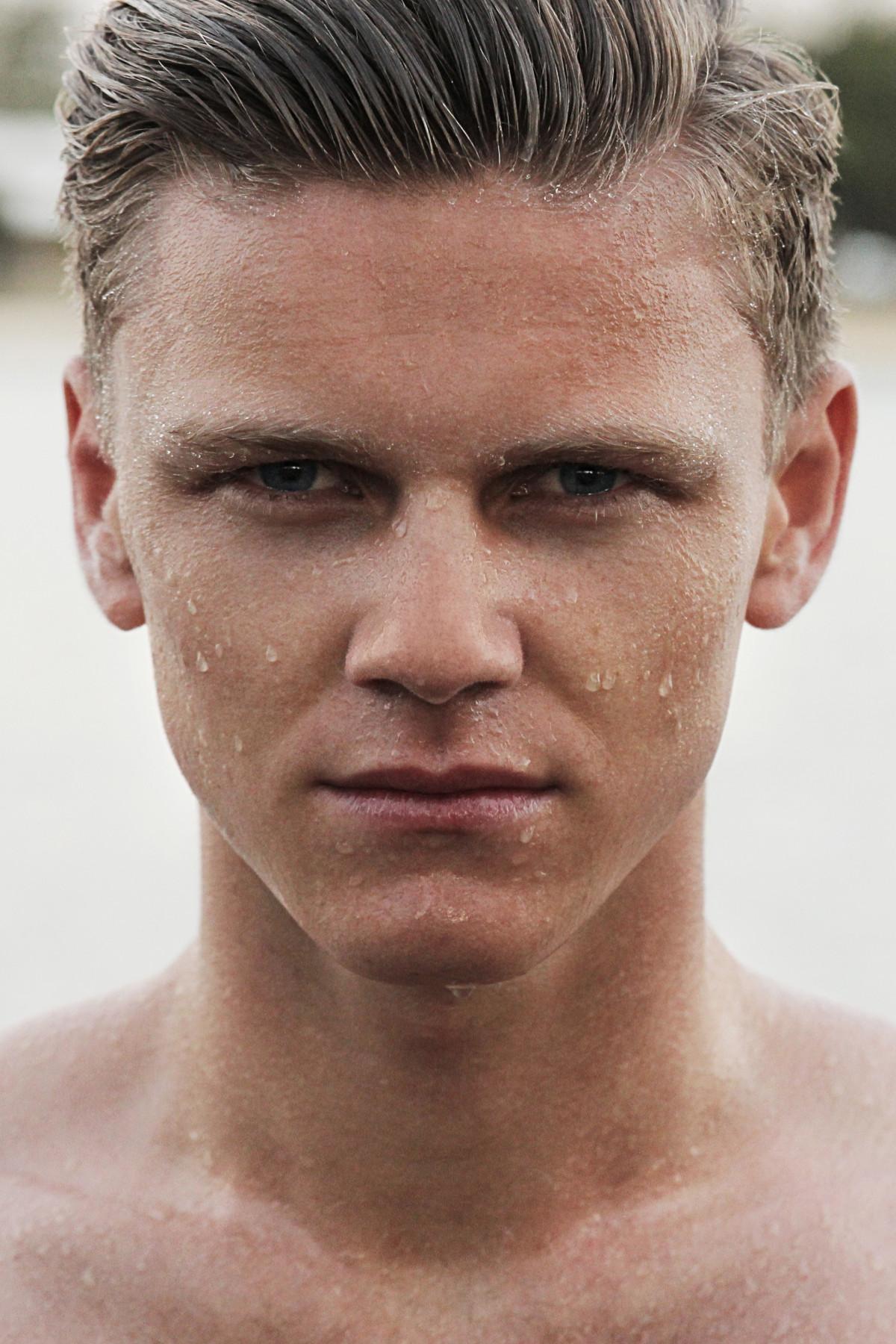 Popolare Immagini Belle : uomo, persona, capelli, bagnato, analizzare  GS67