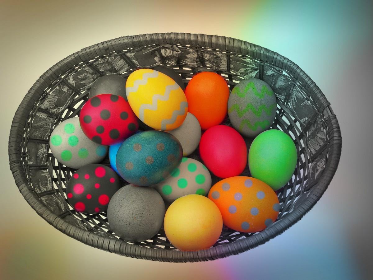 Картинки на пасхальное яйцо