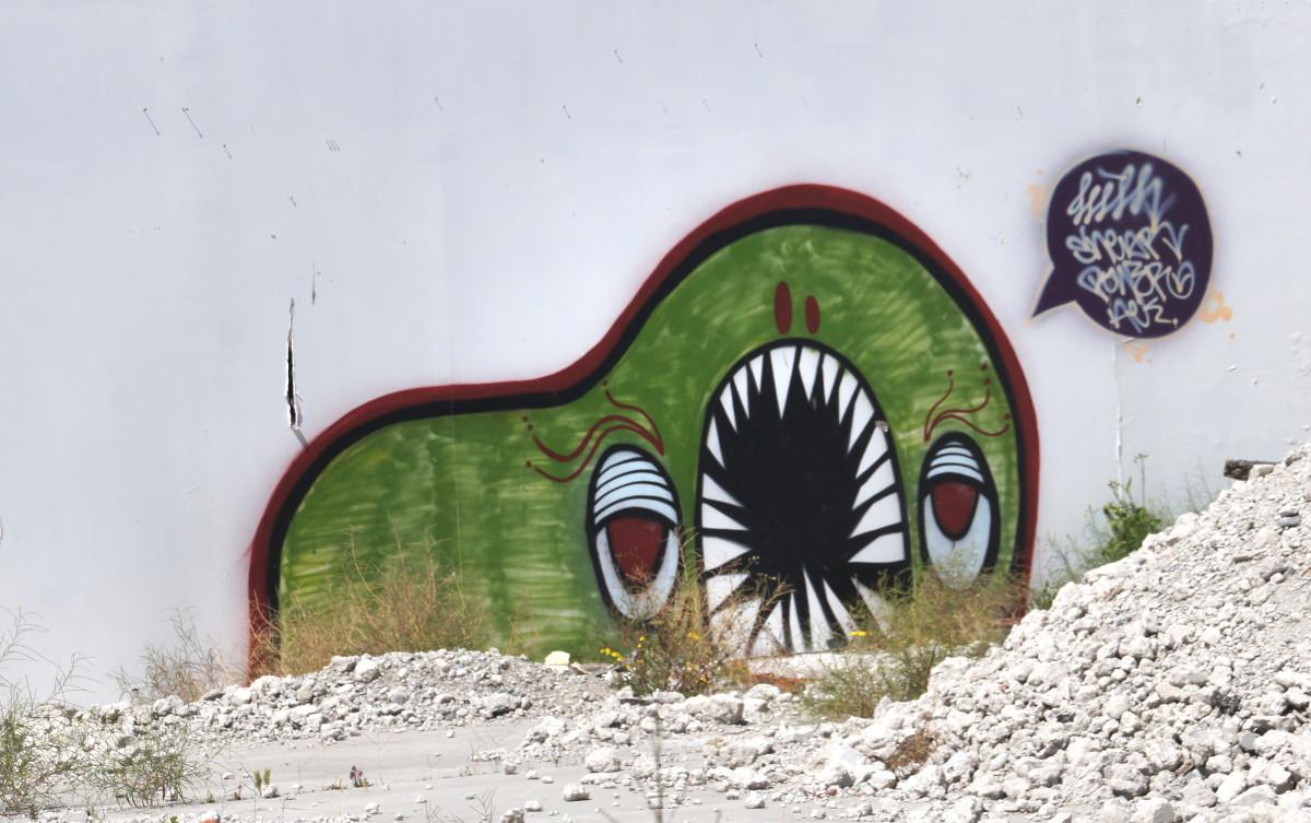 Graffiti wall christchurch - Wall Color Graffiti Street Art Art Mural