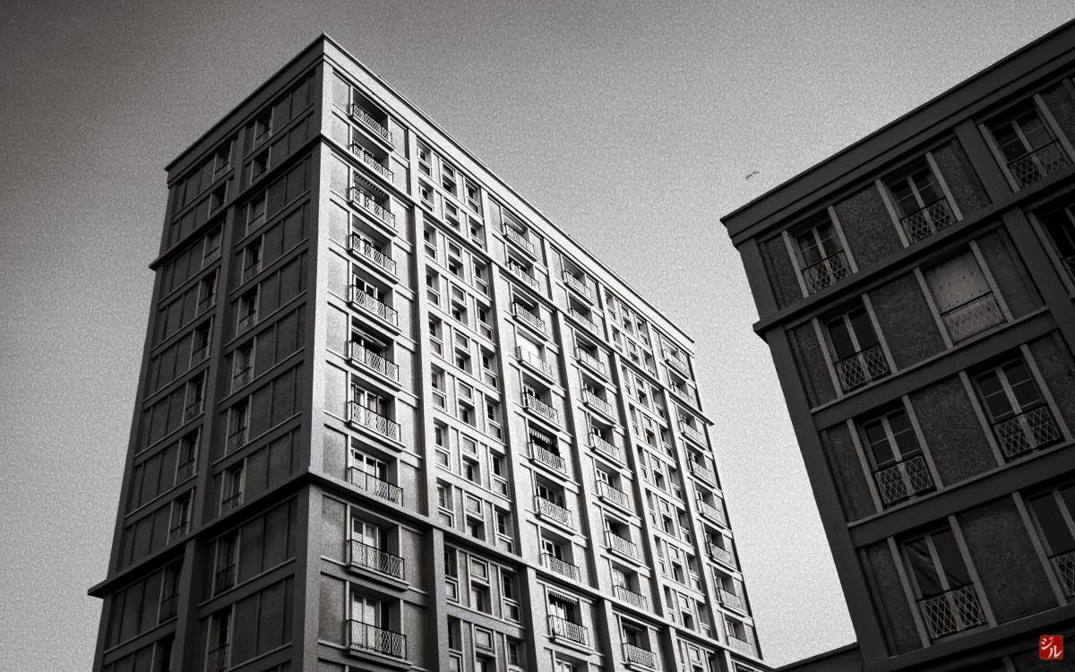Immagini belle bianco e nero architettura finestra - Finestra in spagnolo ...