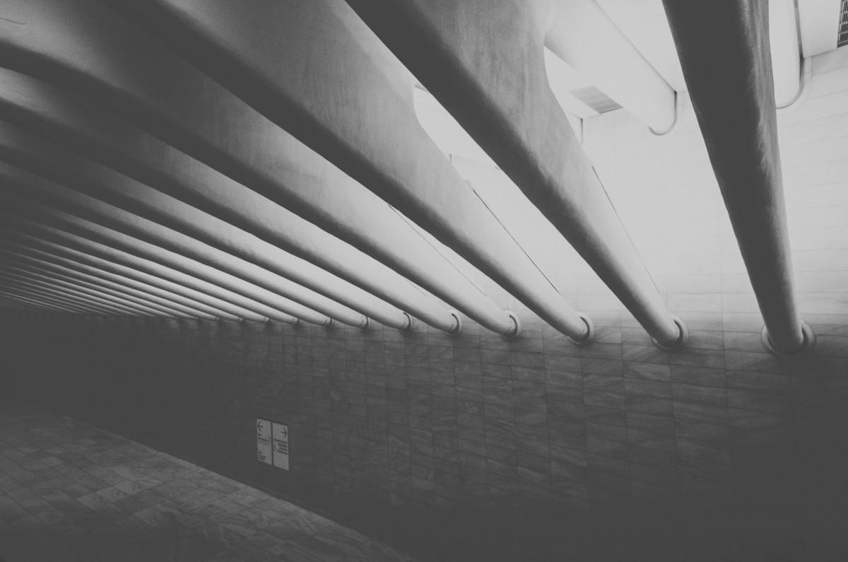 Images gratuites noir et blanc architecture la for Architecture noir et blanc