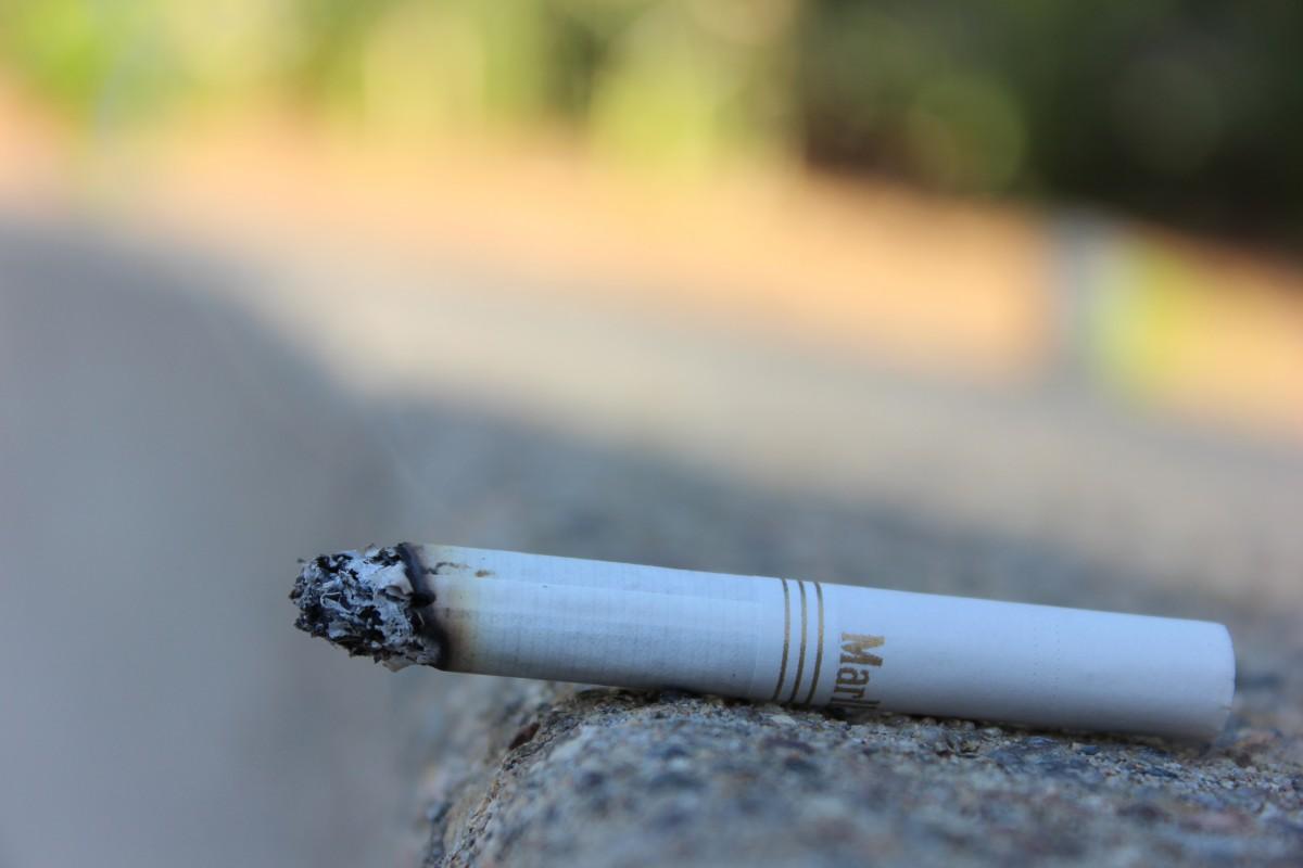 A cigaretta olyan mint a drog?