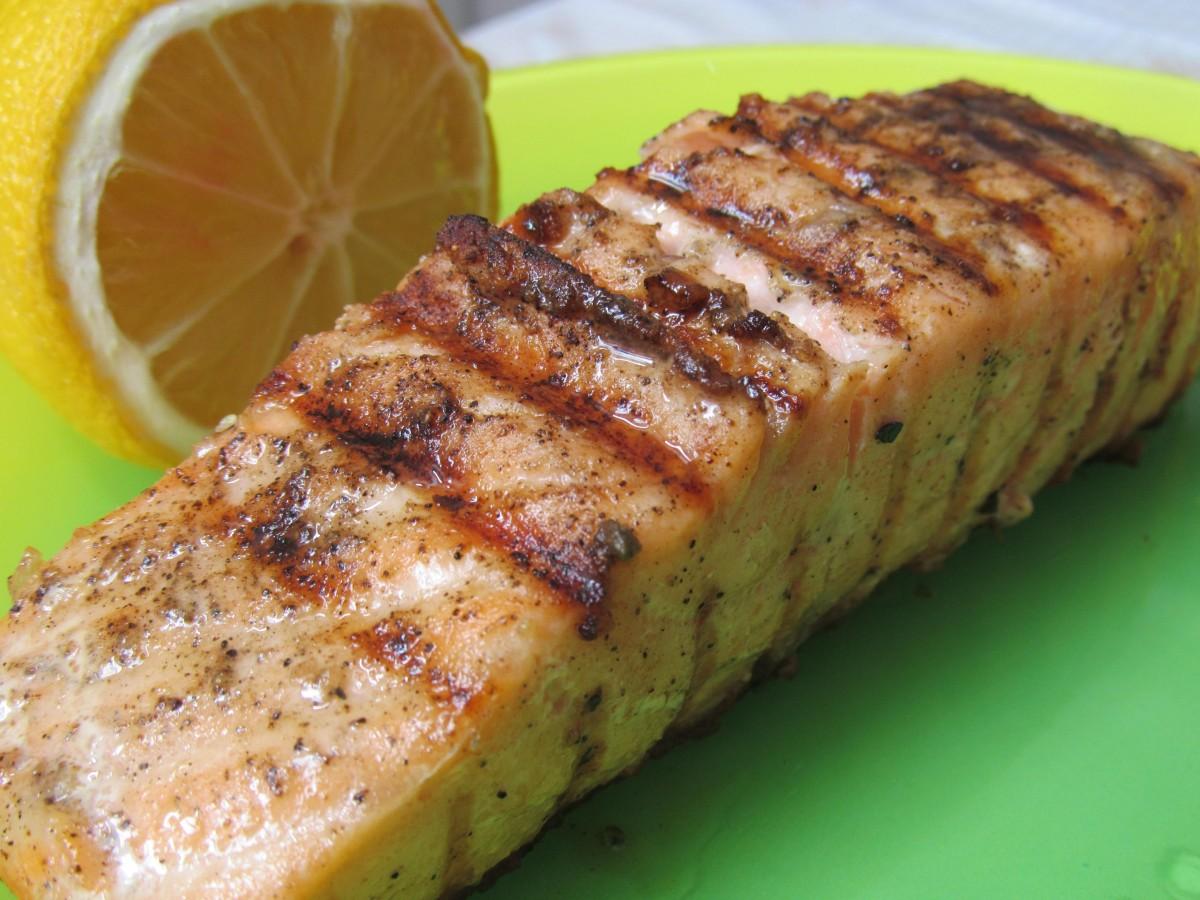 Рецепт семги гриль на сковороде гриль рецепт с пошагово