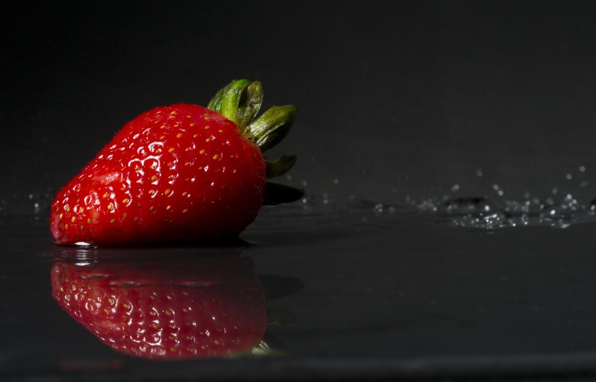 Images Gratuites  Fruit, Doux, Aliments, Produire, Fraise -9604