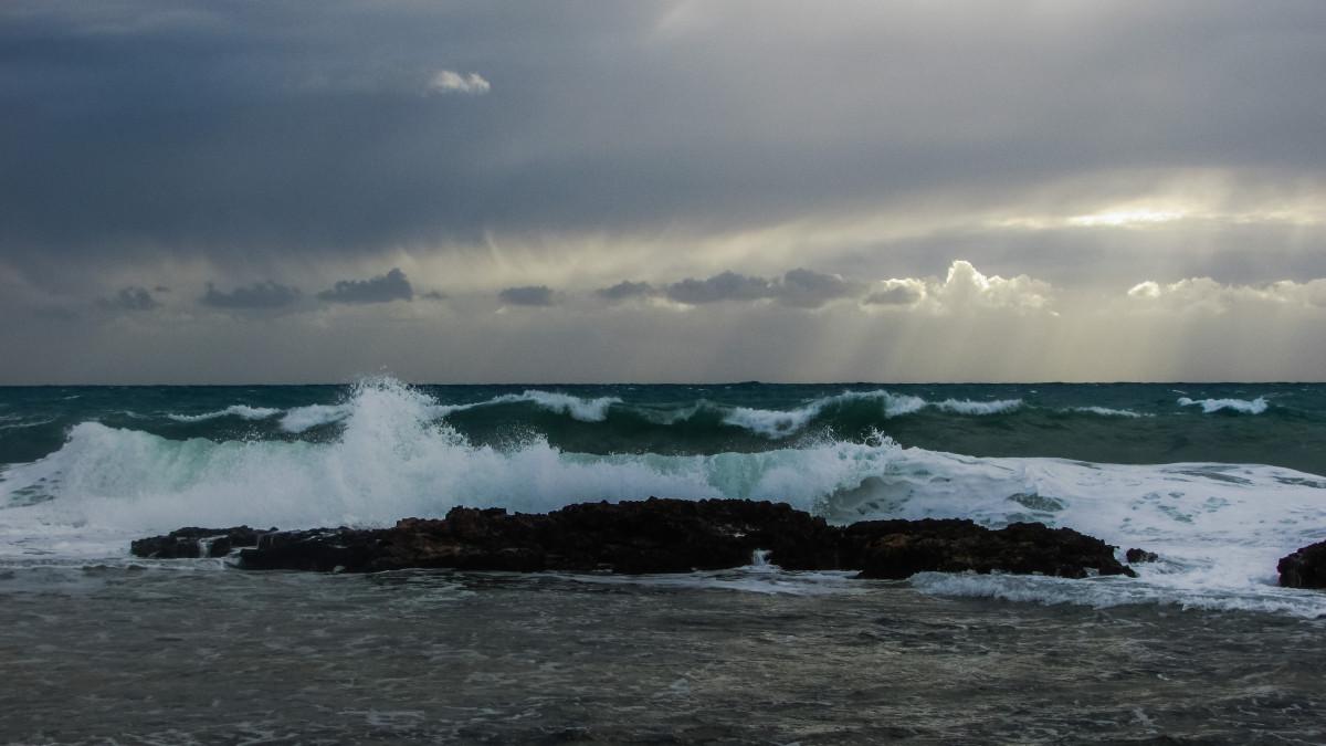 Beach And Ocean Storm: Free Images : Sea, Coast, Ocean, Horizon, Cloud, Shore