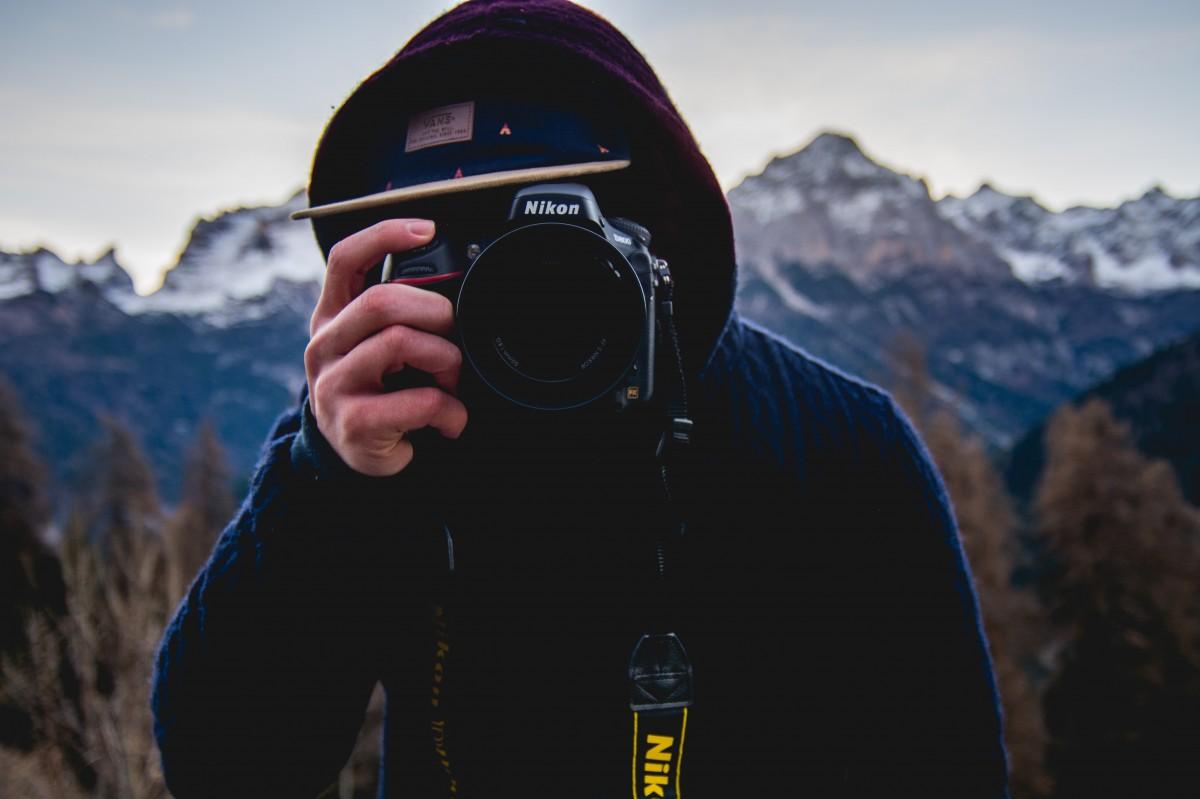 Парень фотограф какая девушка с работы