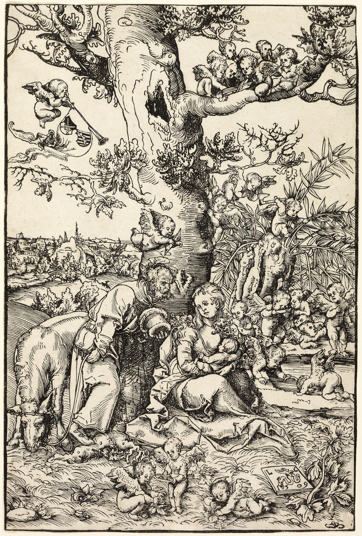 Free Fotobanka Cerny A Bily Dejiny Mytologie Strom Ilustrace