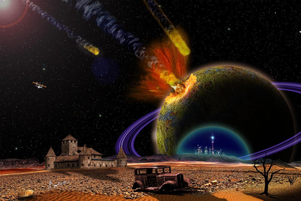 Asteroiden Filme