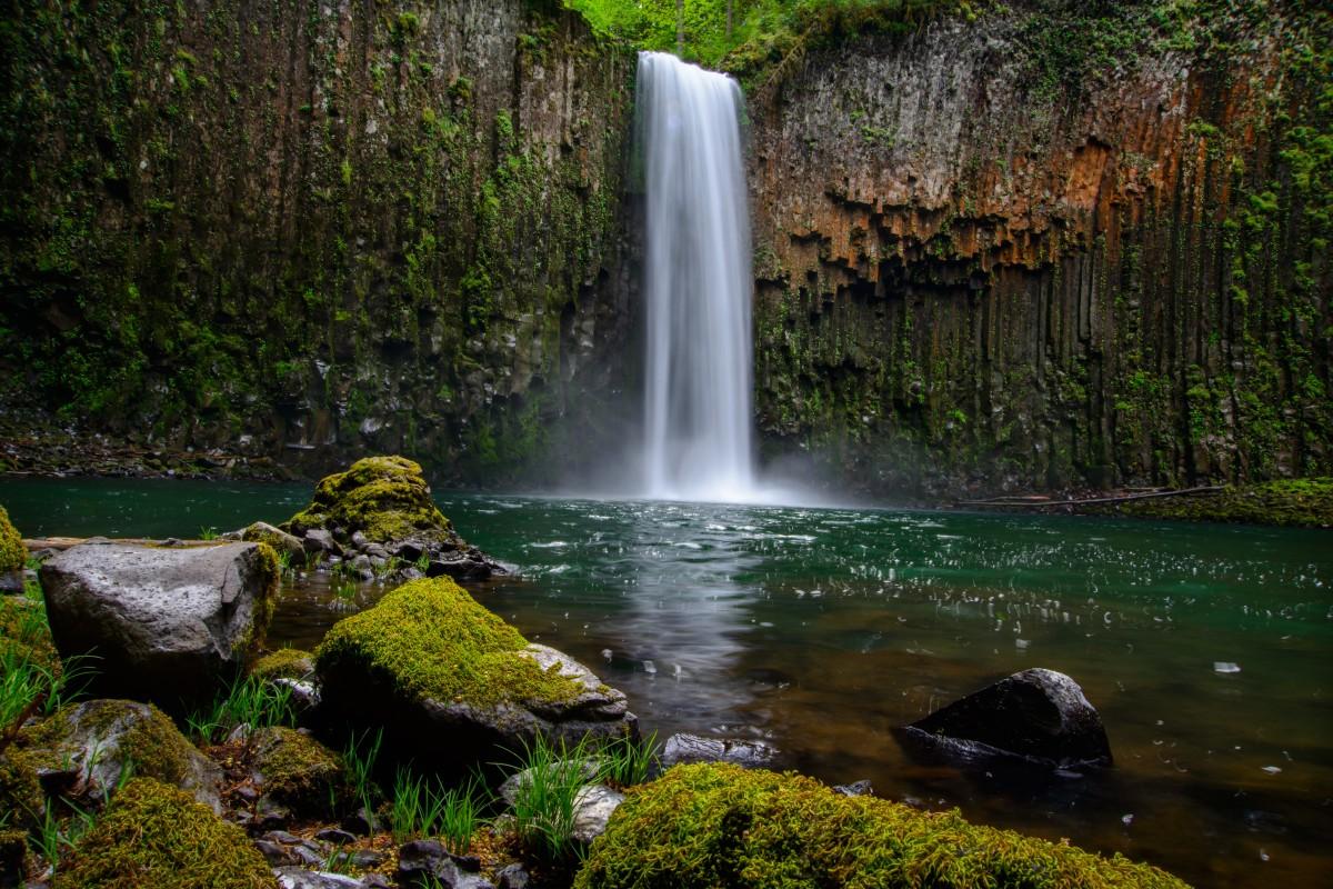 Giardini Zen Hd : Images gratuites paysage eau la nature roche cascade
