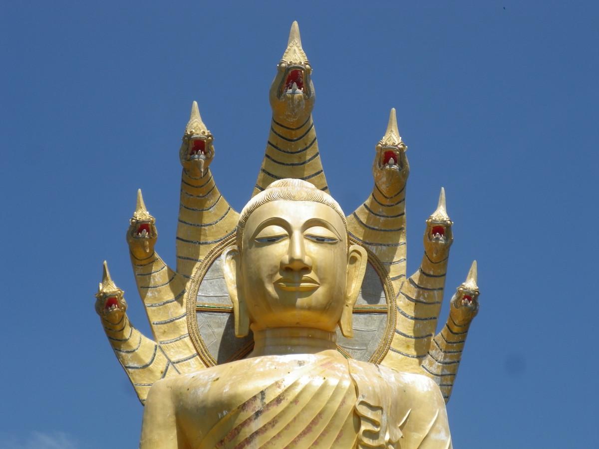 Будда многорукий фото