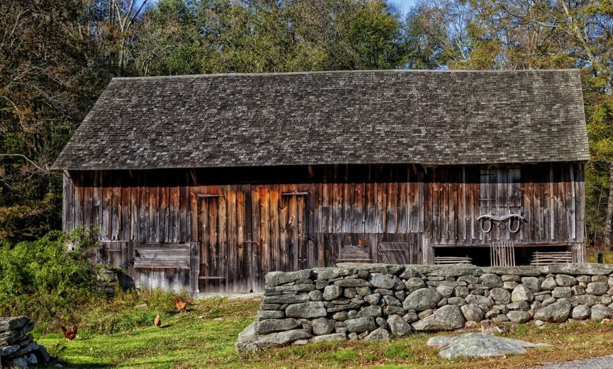 porte bois extérieur