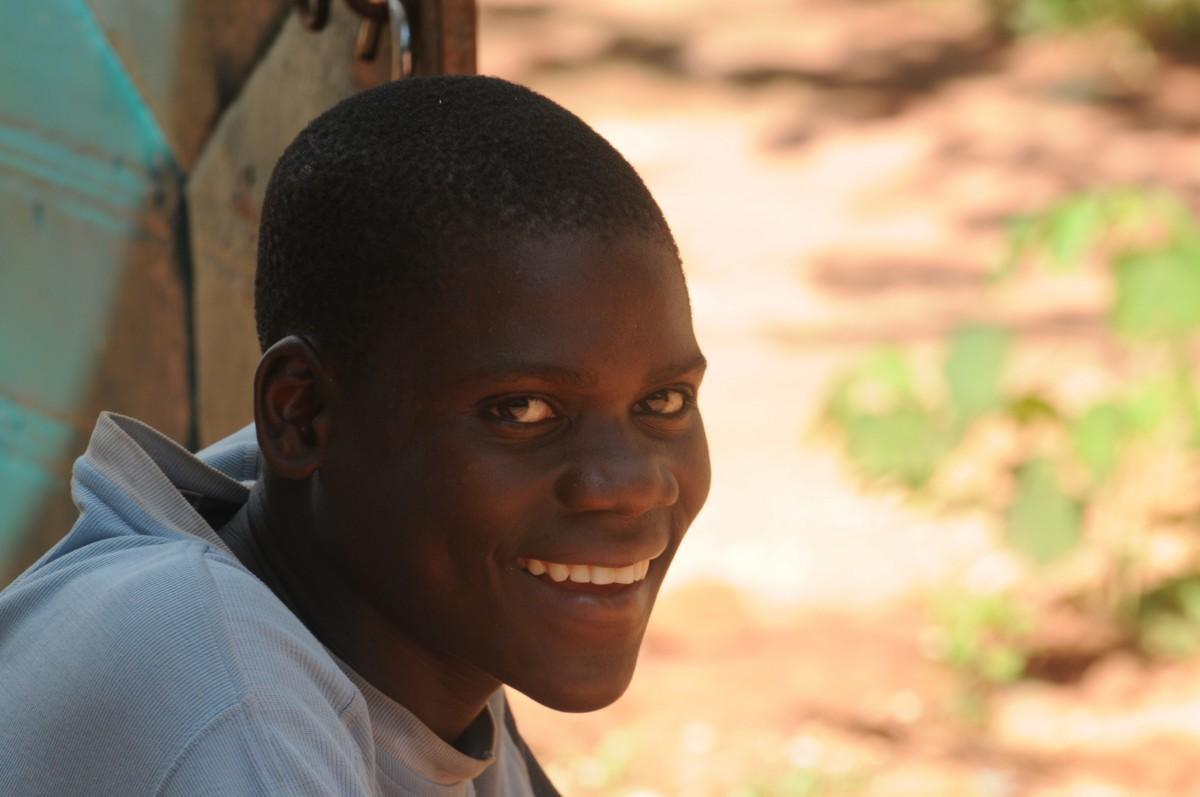 Afrikkalainen Mies
