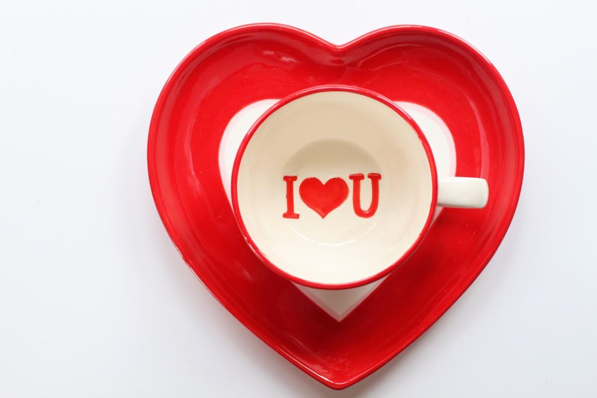 Images gratuites f te coupe amour c ur d coration - Images coeur gratuites ...