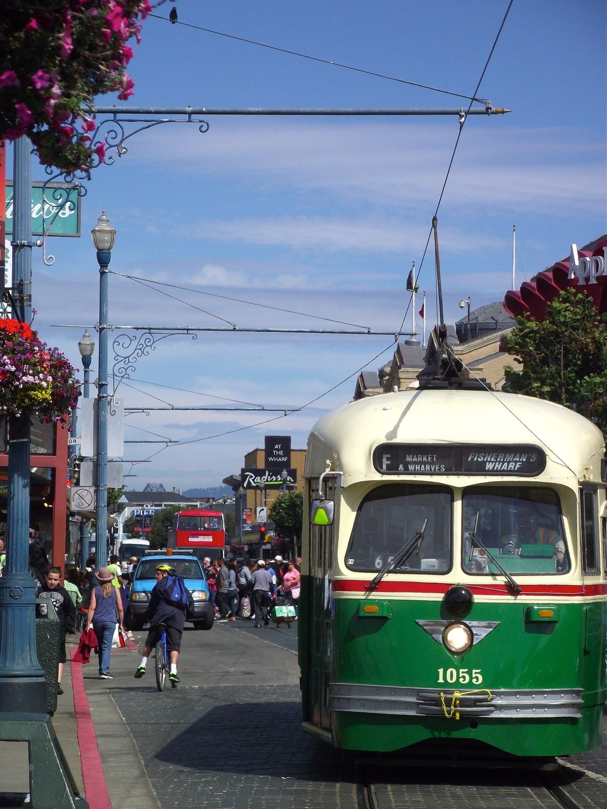 Free Images Vintage Urban Travel San Francisco Tram