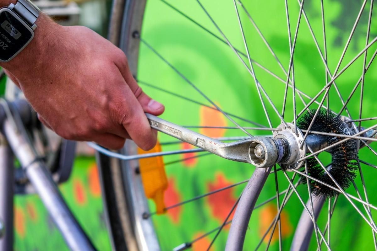 Spring Bicycle Maintenance