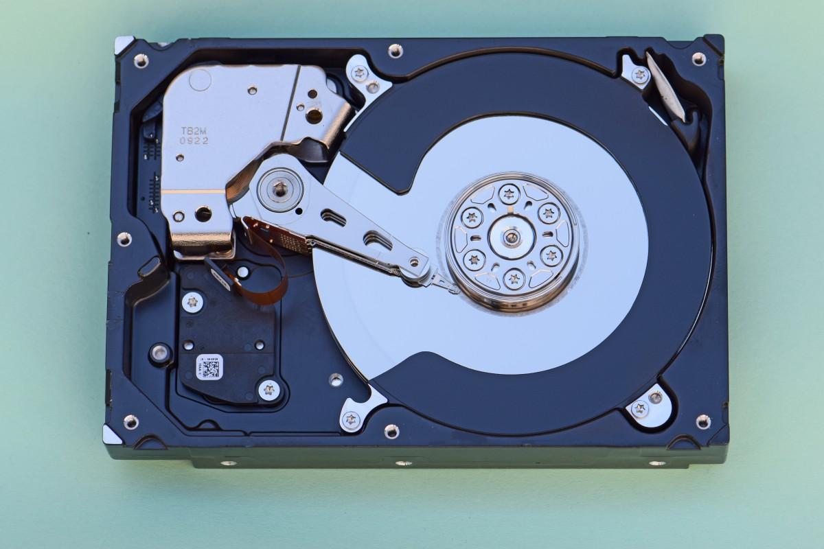 Photo hard disk drive Sony DCR-SR68 80GB Hard Disk Drive Handycam