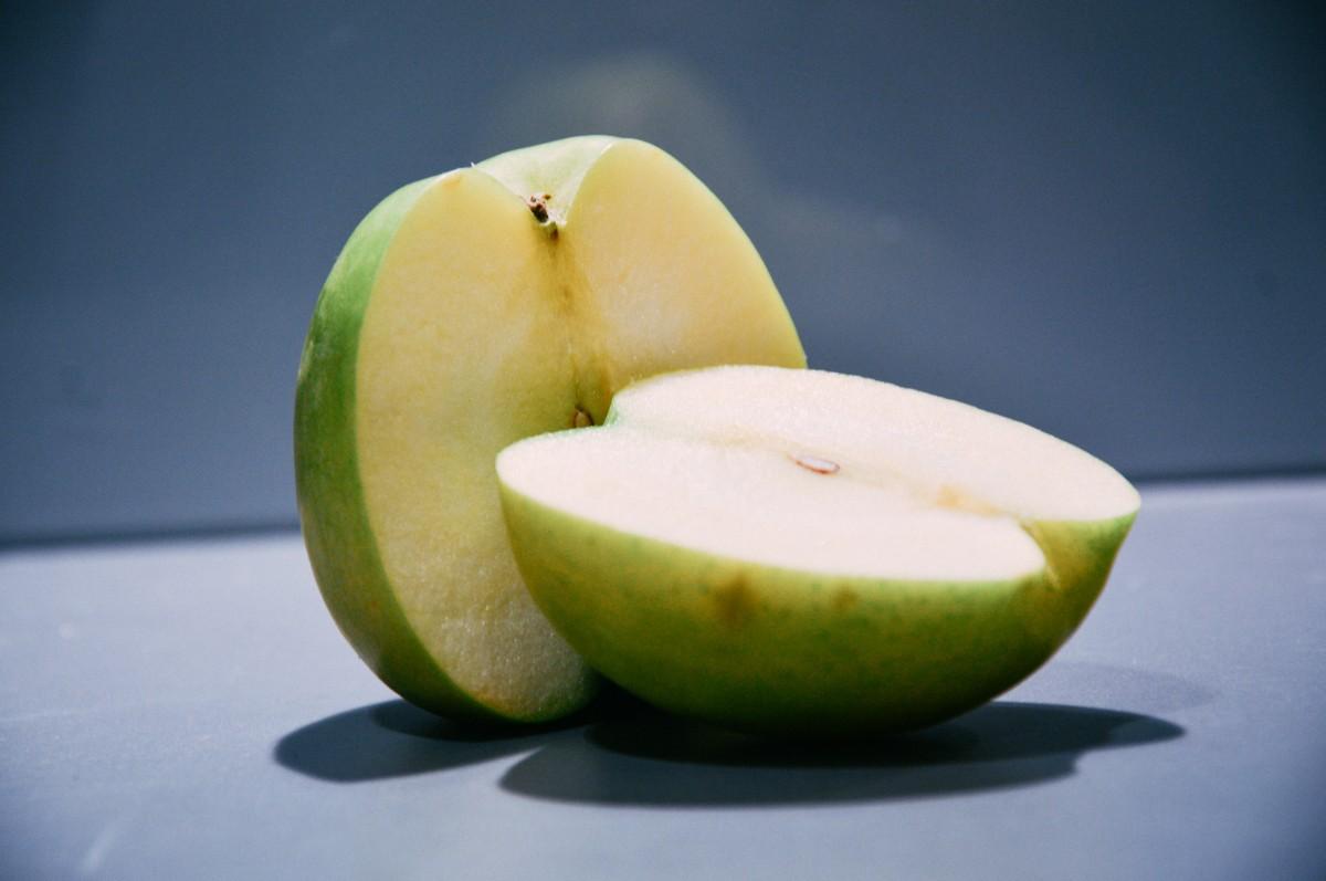 Images gratuites pomme fruit aliments vert produire for Plante 5 doigts bahamas