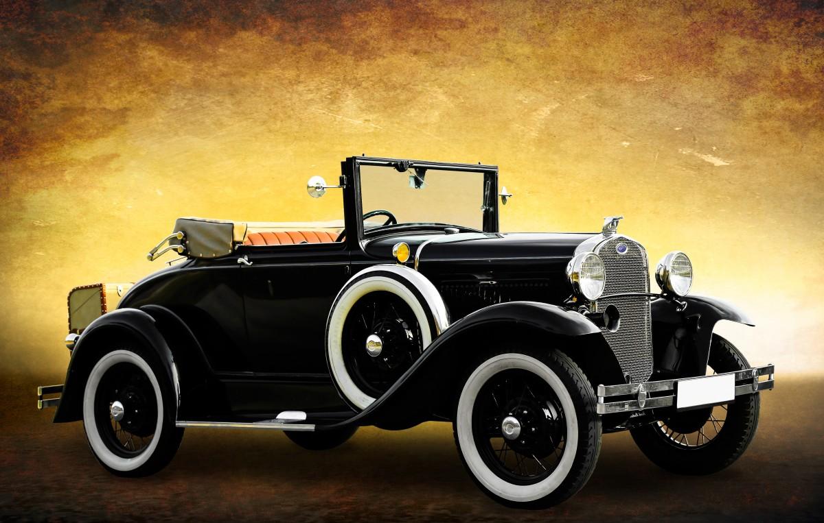 Antique Ford Fenders : Free images old car spotlight motor vehicle vintage