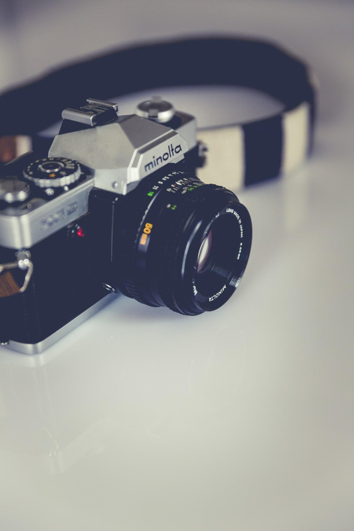 kreatif cahaya teknologi putih kamera fotografi