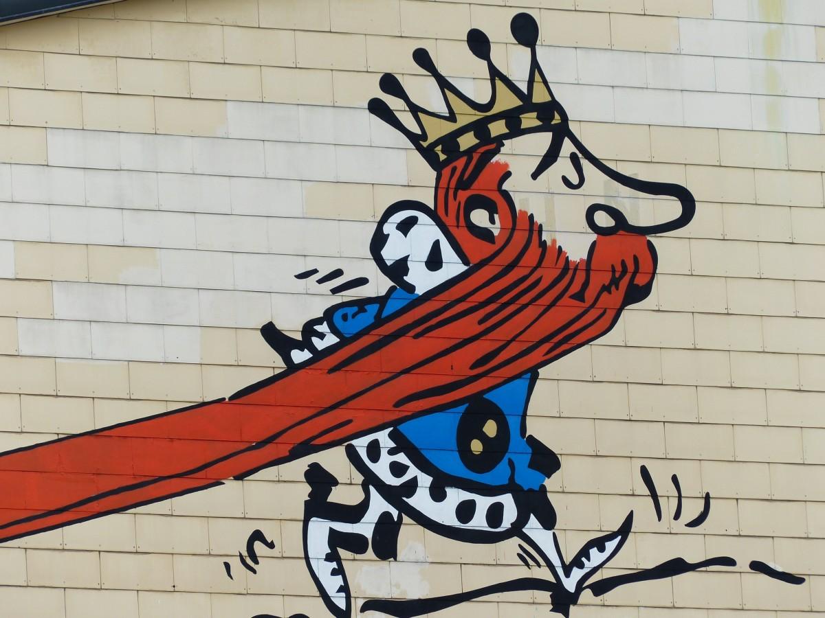 het koning