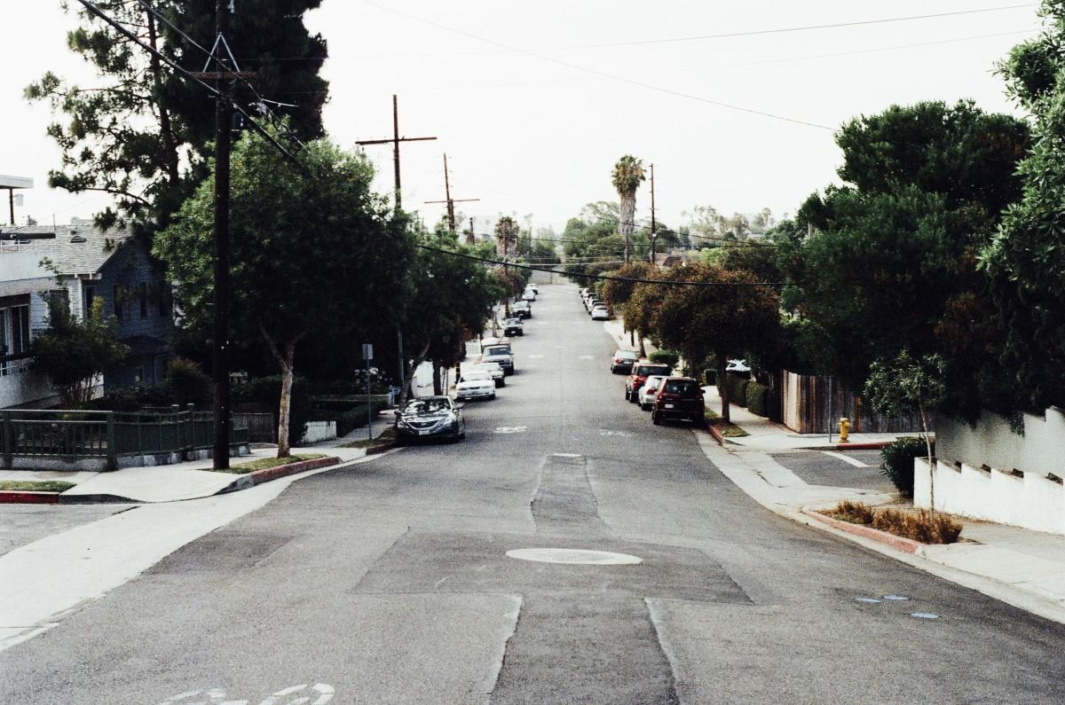 pee road sidewalk street