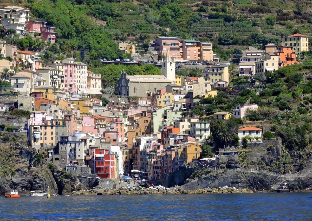 Banco de imagens mar costa cidade canal paisagem for Casa costa costo area della baia