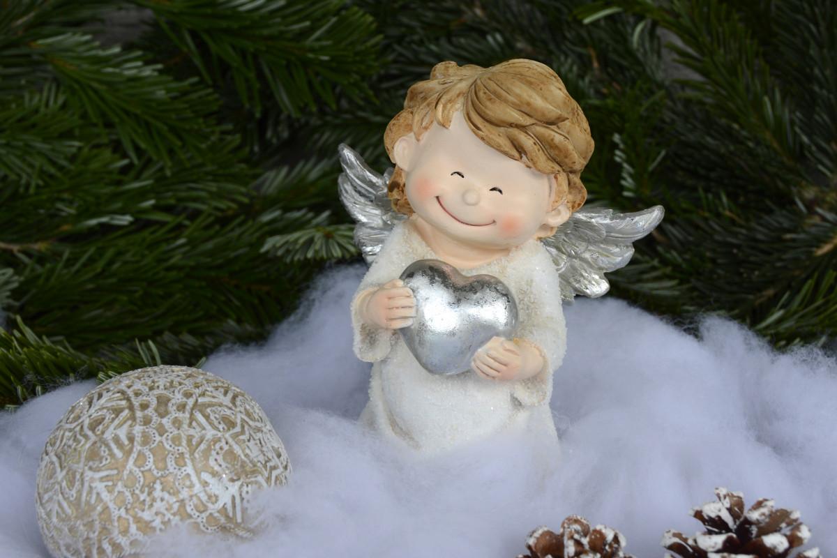 Рождественские ангелы картинки, открытки днем доброты