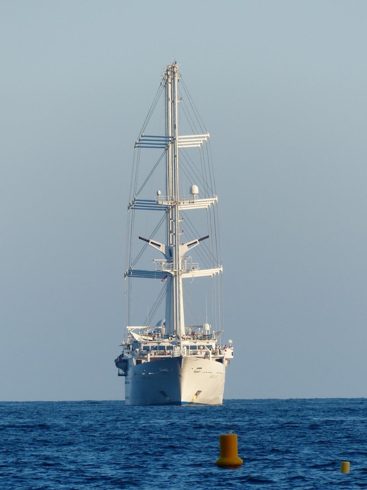 Free Images : sea, water, ocean, sky, boat, cloudy, wind ...