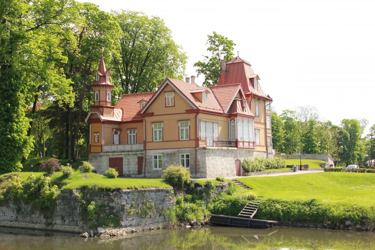 Images gratuites architecture pelouse villa manoir - Residence de vacances gedney architecte ...