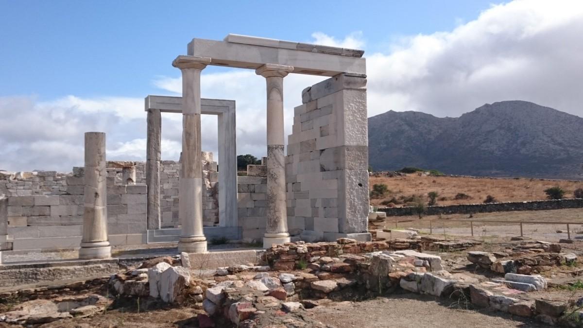 Fotos gratis monta a estructura edificio piedra for Arquitectura de grecia