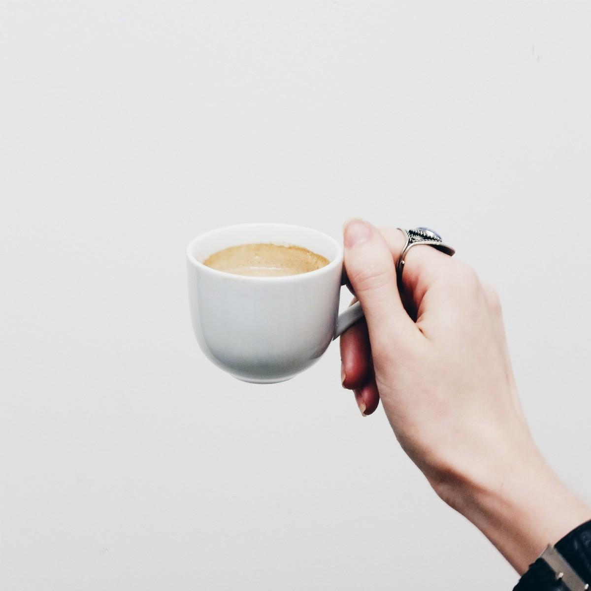 Espresso Kofeiini